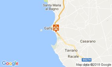 Mapa Gallipoli Apartamento 112541
