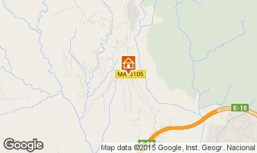 Mapa Nerja Casa rural 57969