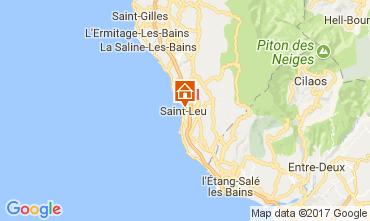 Mapa Saint Leu Casa rural 112251