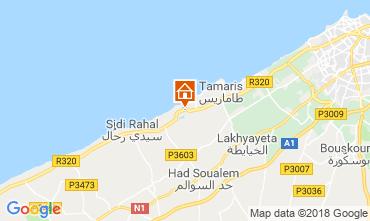 Mapa Casablanca Casa 78719