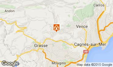 Mapa Cannes Apartamento 81699