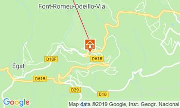 Mapa Font Romeu Apartamento 69937