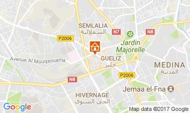 Mapa Marruecos Apartamento 112241