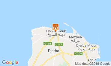 Mapa Djerba Apartamento 53348