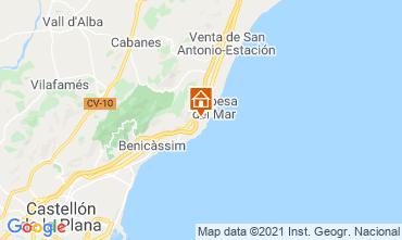 Mapa Oropesa del Mar Apartamento 11420