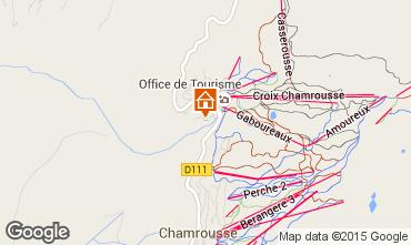 Mapa Chamrousse Estudio 764