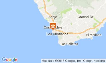 Mapa Playa de las Américas Apartamento 108562