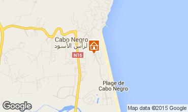 Mapa Cabo Negro Apartamento 96218