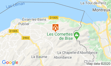 Mapa Bernex Apartamento 49534