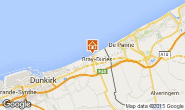 Mapa Bray-Dunes Estudio 88543
