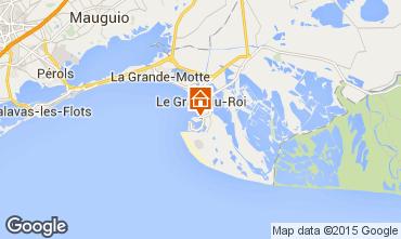 Mapa Port Camargue Estudio 68859