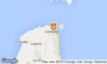 Mapa Corralejo Apartamento 77969