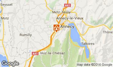 Mapa Annecy Apartamento 103303