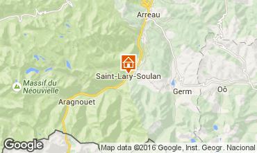 Mapa Saint Lary Soulan Estudio 80562