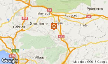 Mapa Aix en Provence Villa 90880
