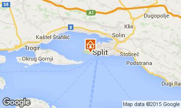 Mapa Split Apartamento 94227