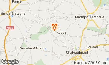 Mapa Nantes Casa rural 52600