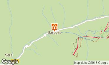 Mapa Barèges Apartamento 92519