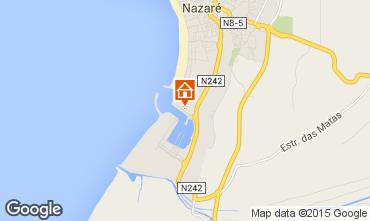 Mapa Nazar� habitaci�n de hu�spedes 100337