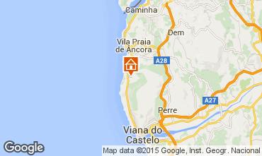 Mapa Viana Do castelo Villa 99168