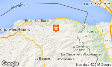 Mapa Bernex Apartamento 65983