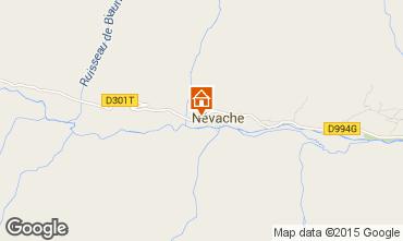 Mapa N�vache Apartamento 53683