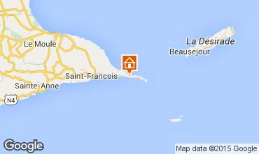 Mapa Saint Francois Villa 65357