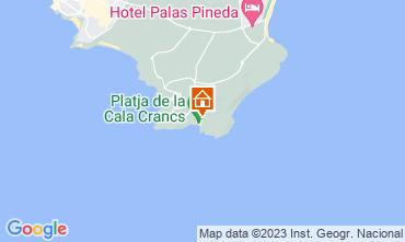Mapa Salou Apartamento 66831