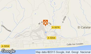Mapa Islantilla Villa 63497