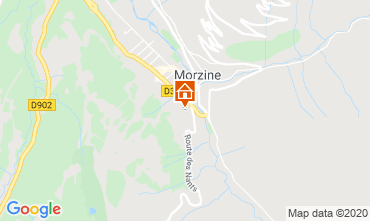 Mapa Morzine Apartamento 66830