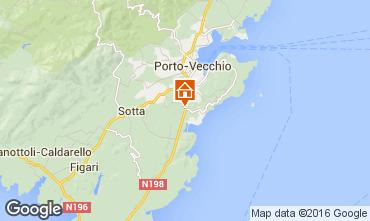Mapa Porto Vecchio Villa 79272