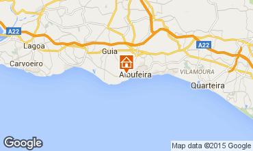 Mapa Albufeira Apartamento 47517