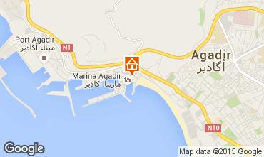 Mapa Agadir Apartamento 54064
