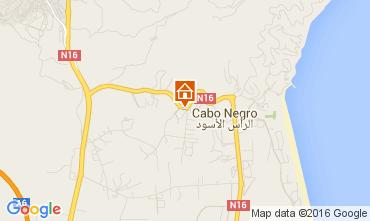 Mapa Cabo Negro Apartamento 65919