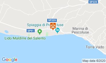 Mapa Pescoluse Apartamento 101781