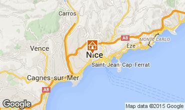 Mapa Niza Apartamento 93560