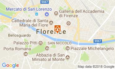 Mapa Florencia Apartamento 115059