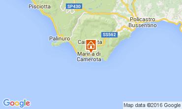 Mapa Marina di Camerota Apartamento 77794