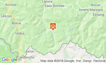 Mapa Artouste-Fabrèges Apartamento 67459