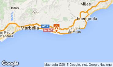 Mapa Marbella Apartamento 24206