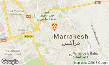 Mapa Marruecos Casa 28351