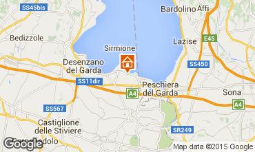 Mapa Sirmione Apartamento 82442