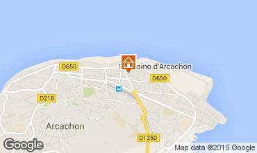 Mapa Arcachon Estudio 81586