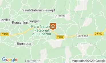 Mapa Apt Casa rural 119190
