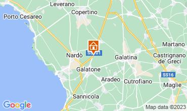 Mapa Gallipoli Casa troglodita 112062