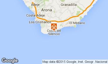 Mapa Costa del Silencio Apartamento 94784