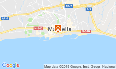Mapa Marbella Apartamento 118448