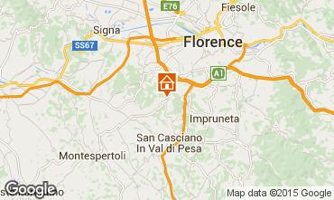 Mapa Florencia Apartamento 80195