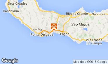 Mapa Ponta Delgada Casa 54448