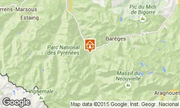 Mapa Luz Saint Sauveur Apartamento 91388